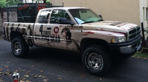 The Walking Dead Truck