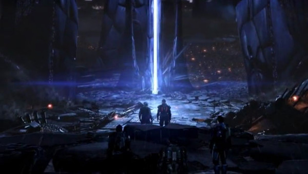 Mass Effect Endinbg