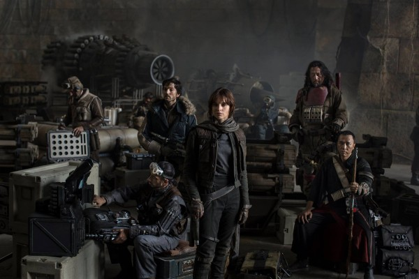 Rogue One Cast Photo