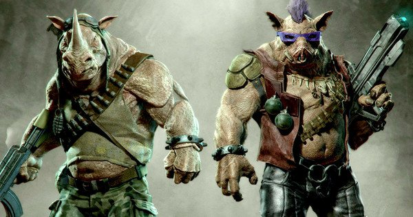 bebop rocksteady