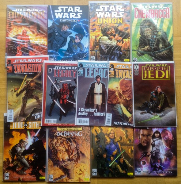star wars eu comics