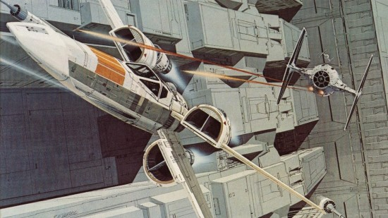 xwing mcquarrie