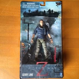 Brad Pitt Action Figure Wolrd War Z (3)