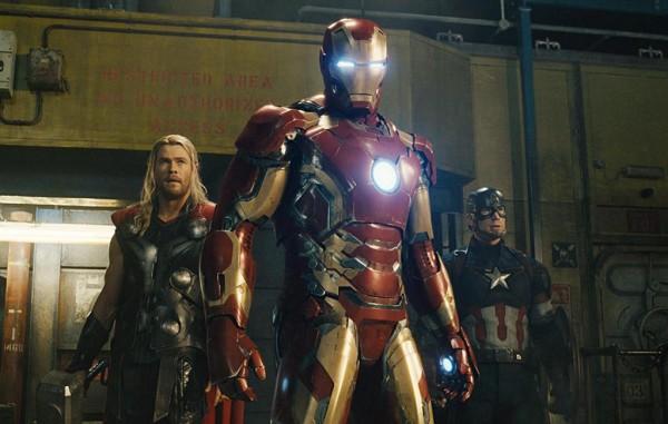 Avengers AUO Pewcast