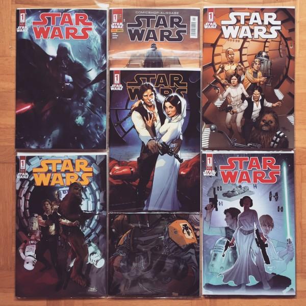 Star Wars Ausgabe 1 2015