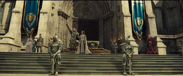 Warcraft CGI Hochzeit