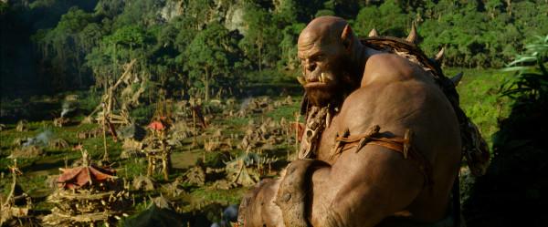 Warcraft CGI Ork