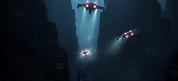 Star Wars Rogue One X-Wings