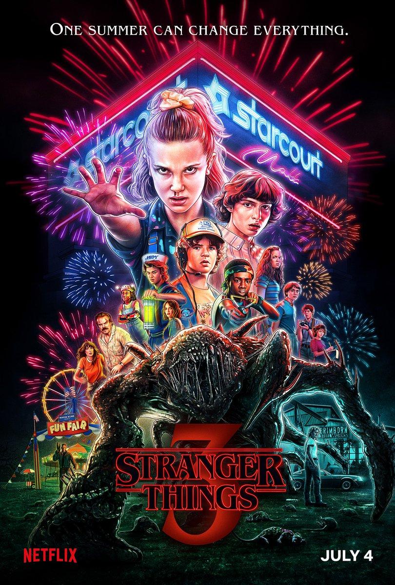 Stranger Things 3 Kritik